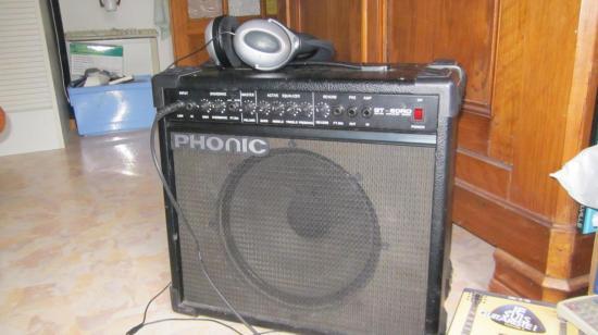 ampli sonic GT60 RO